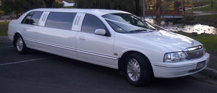 White 6 8 Seater Ltd Limousine Hire Melbourne The Boston